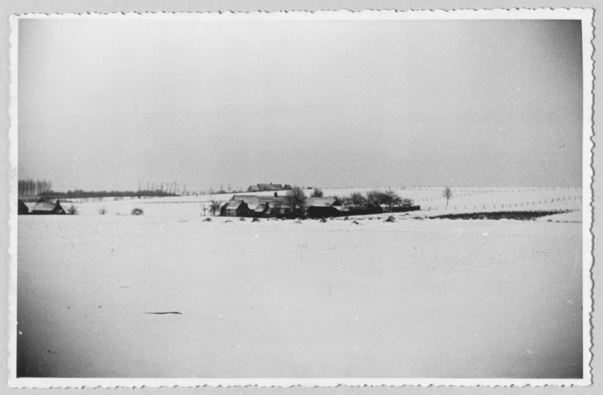 Westflandrica - Sneeuwlandschap