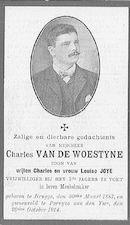 Charles Van De Woestyne