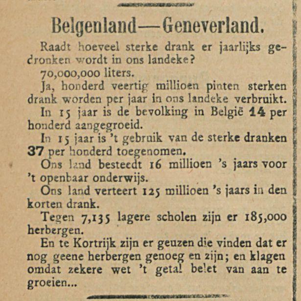 Belgenland Geneverland