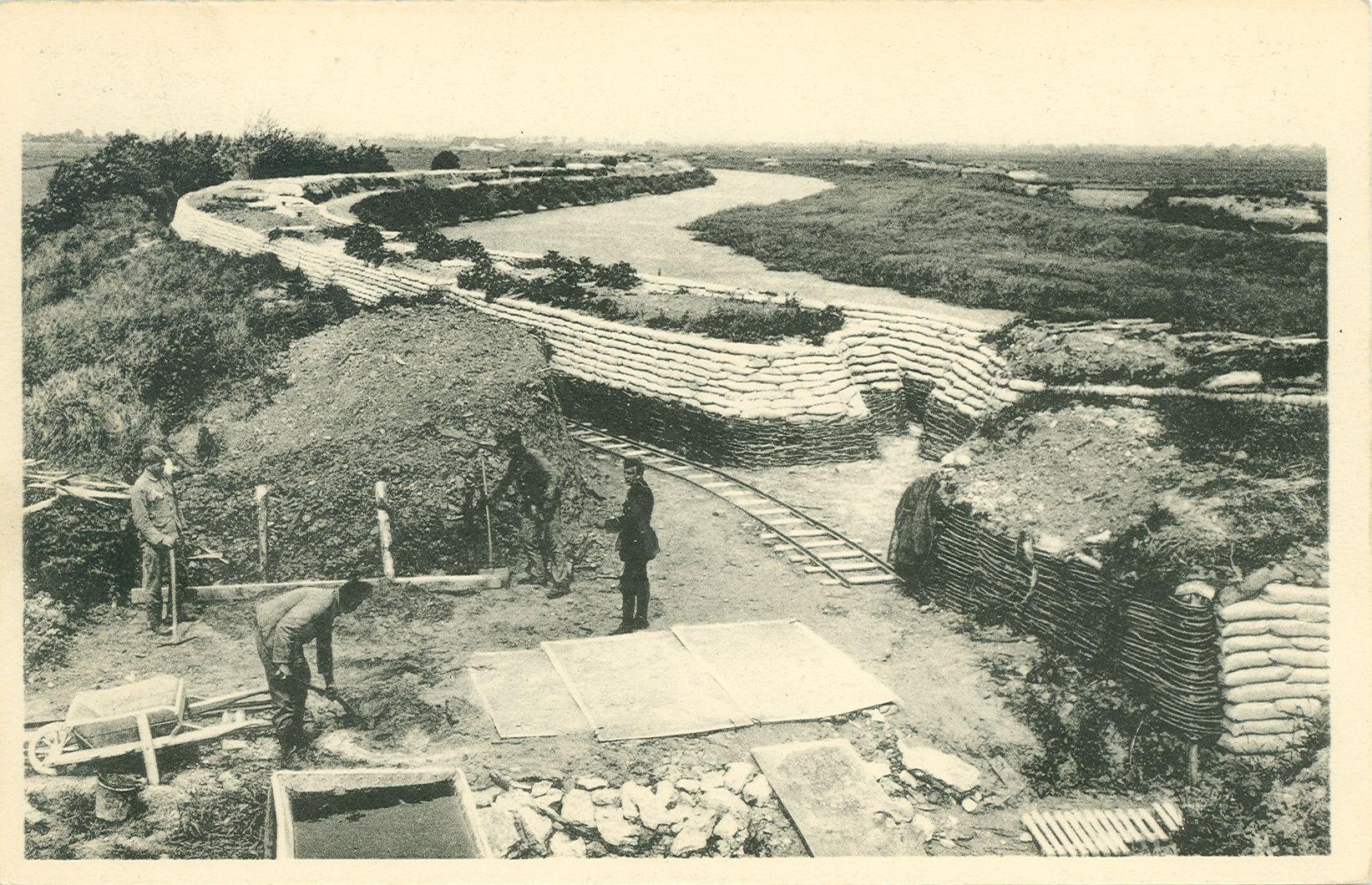 Westflandrica - de Dodengang in Diksmuide