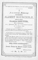 Albert Nounckele