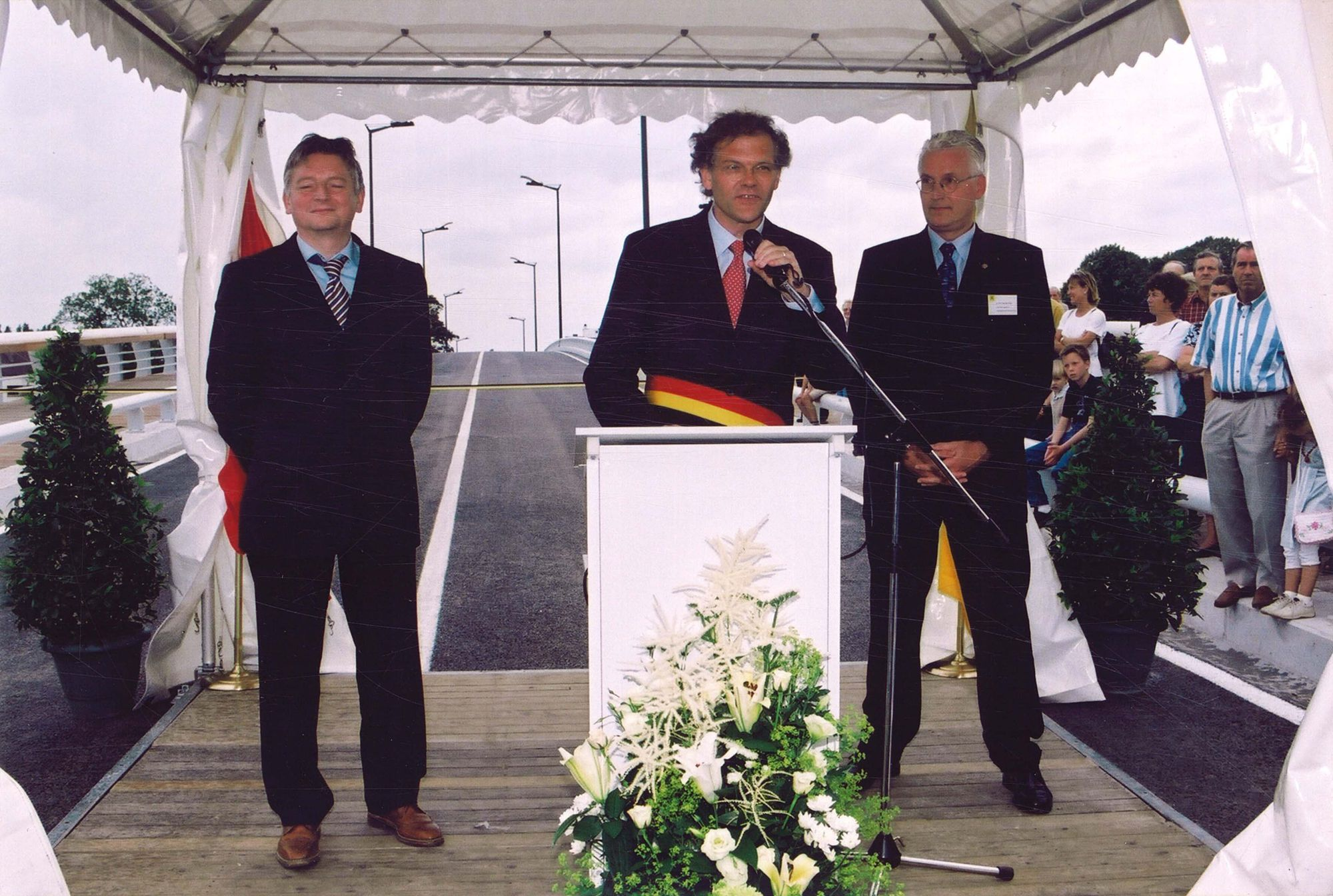 Openstelling Groeningebrug