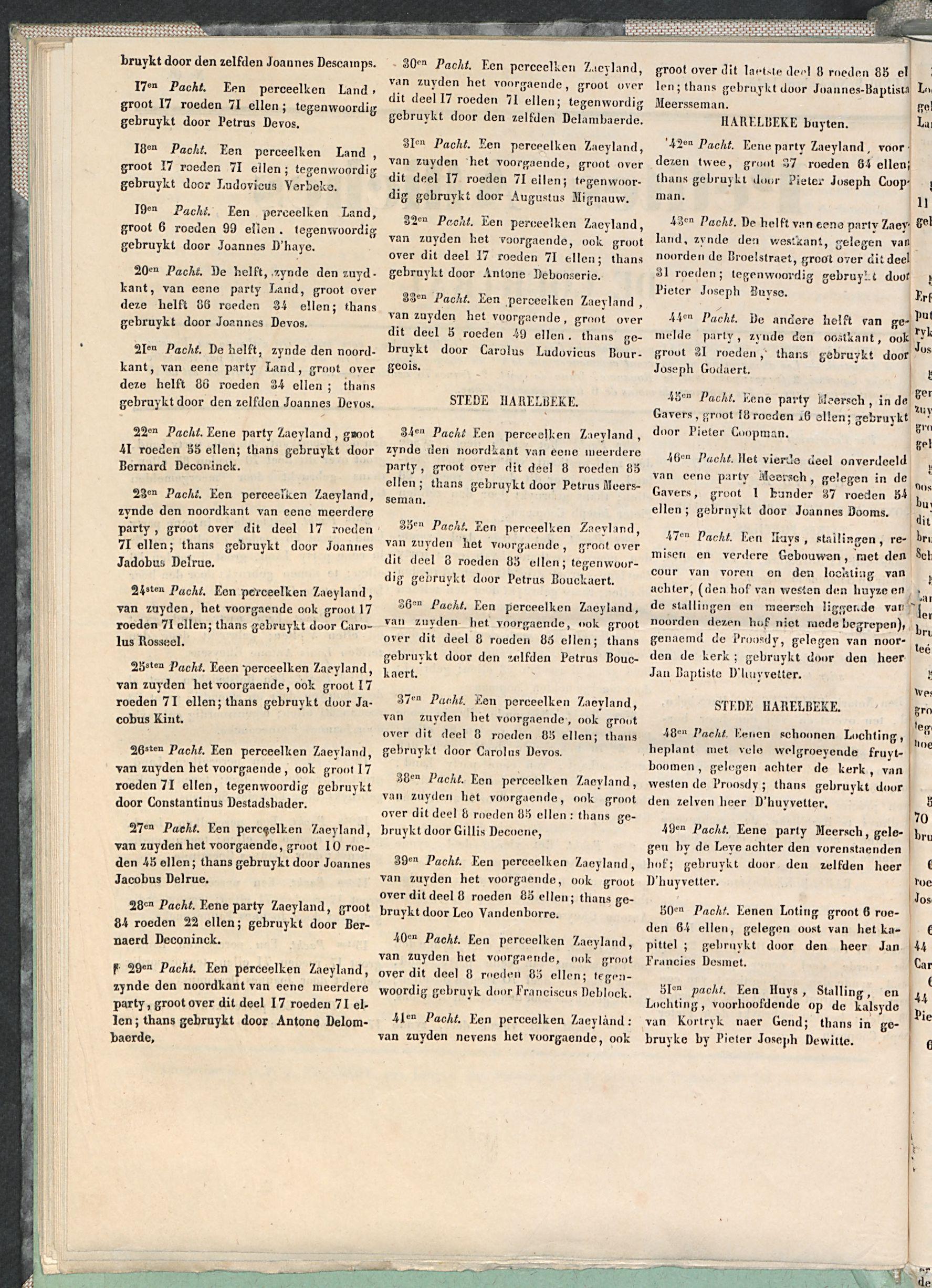 Petites Affiches De Courtrai 1835-11-09 p2