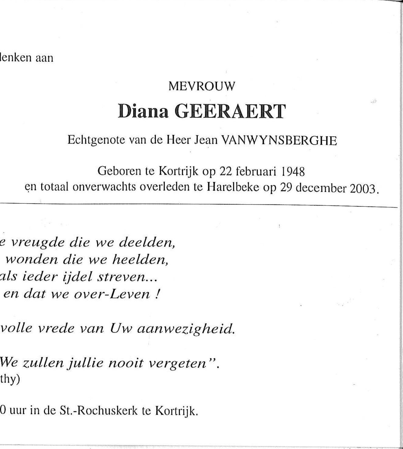 Diana Geeraert