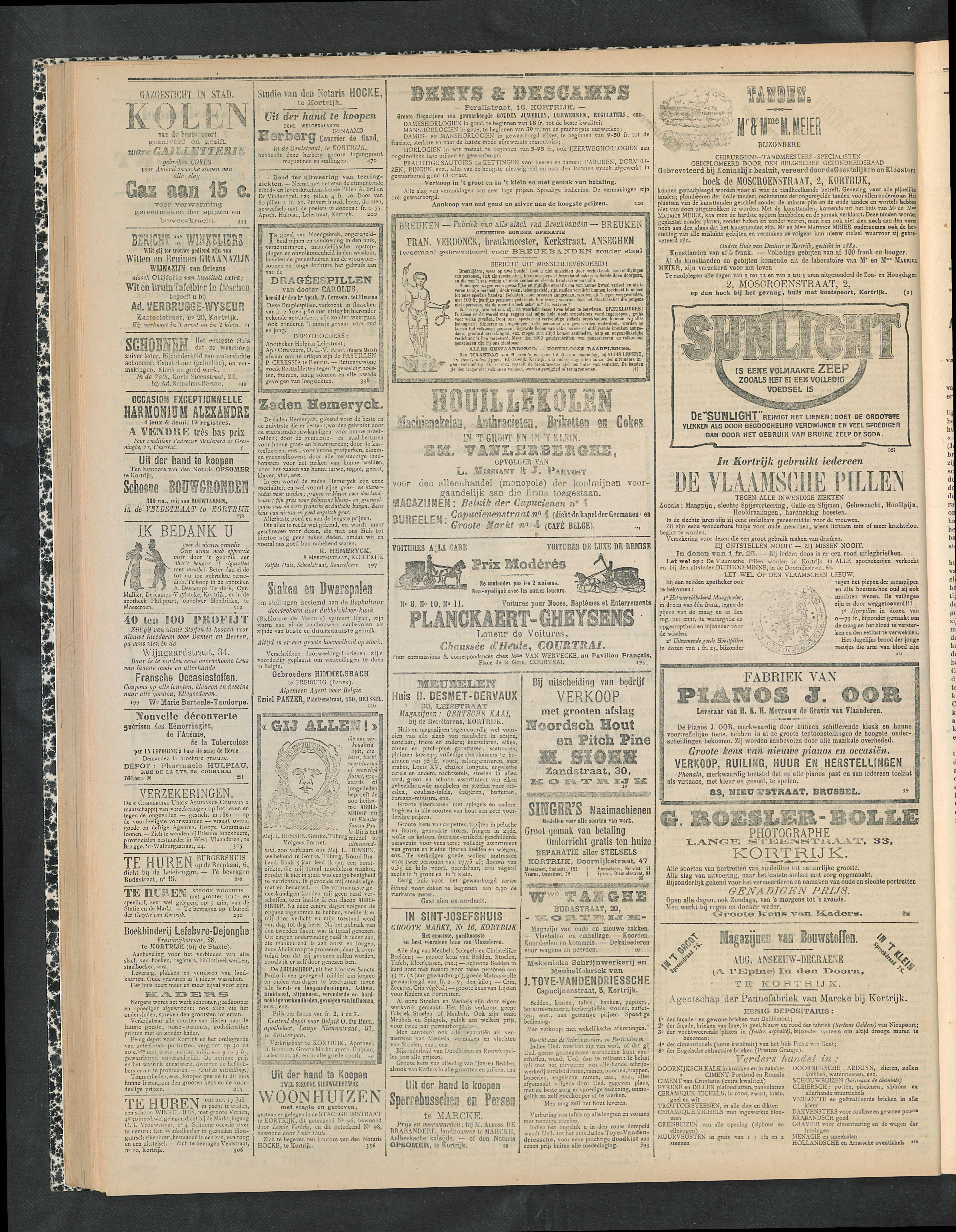 Gazette Van Kortrijk 1904-07-14 p4
