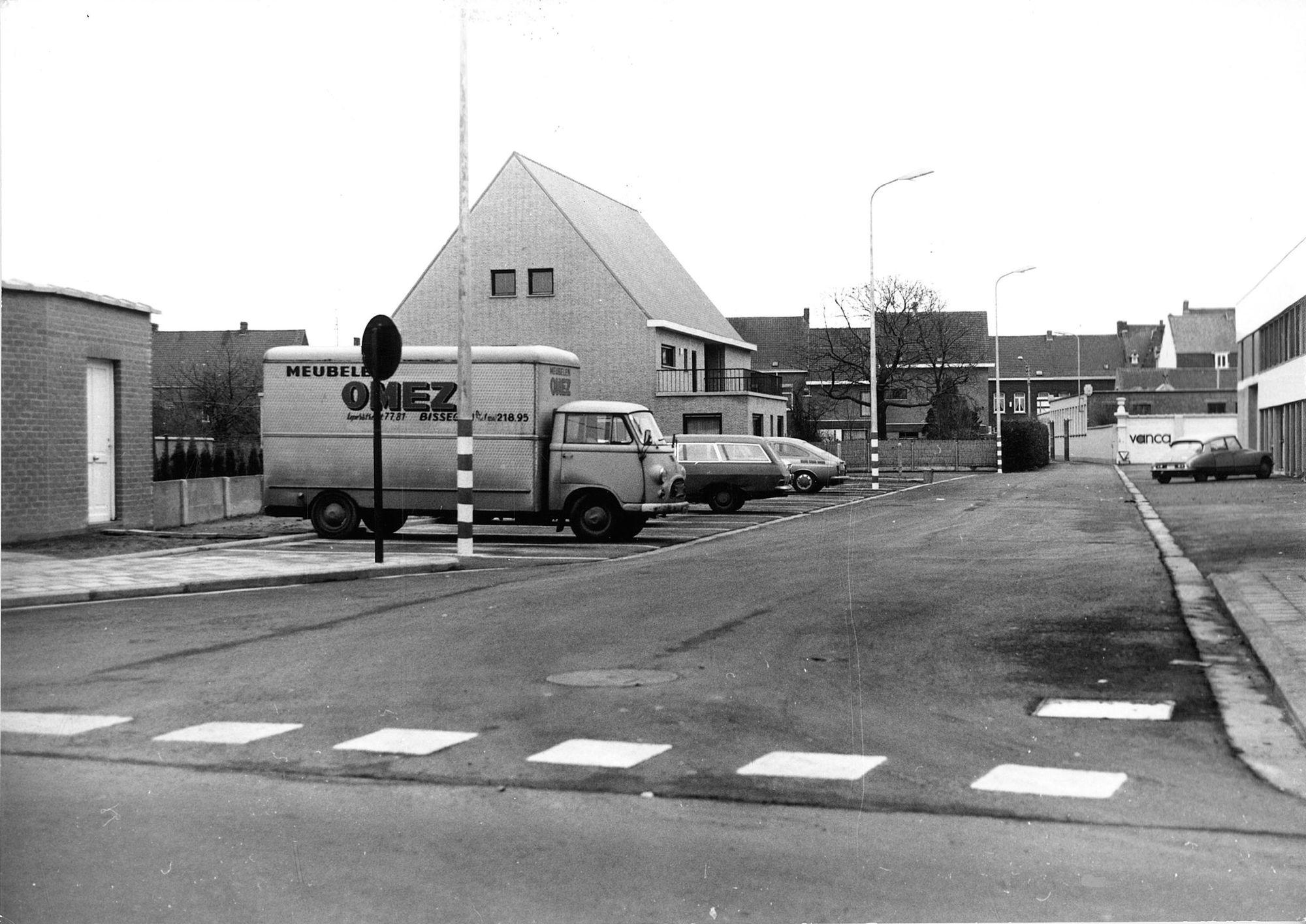 Brouwerijstraat 1973