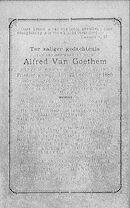 Van Goethem Alfred