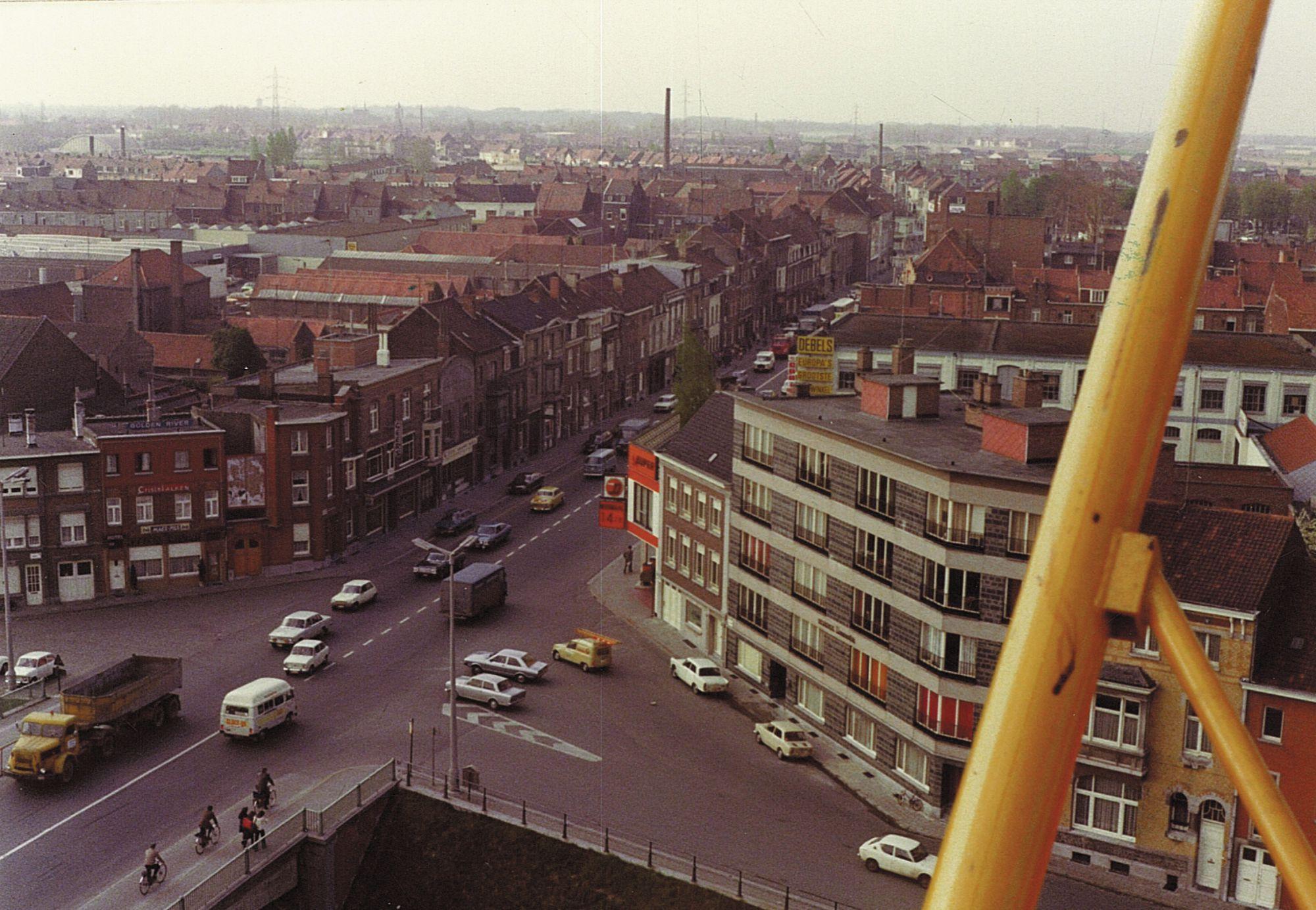 Luchtfoto Noordstraat