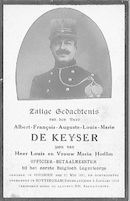 Albert-François-Auguste-Louis-Marie De Keyser