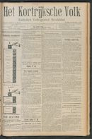 Het Kortrijksche Volk 1911-10-15
