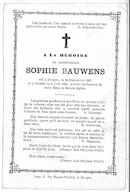 Sophie Bauwens