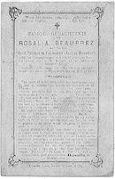 Rosalia Beauprez