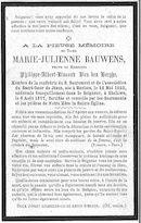 Marie-Julienne Bauwens