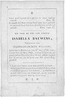 Isabella Bauwens