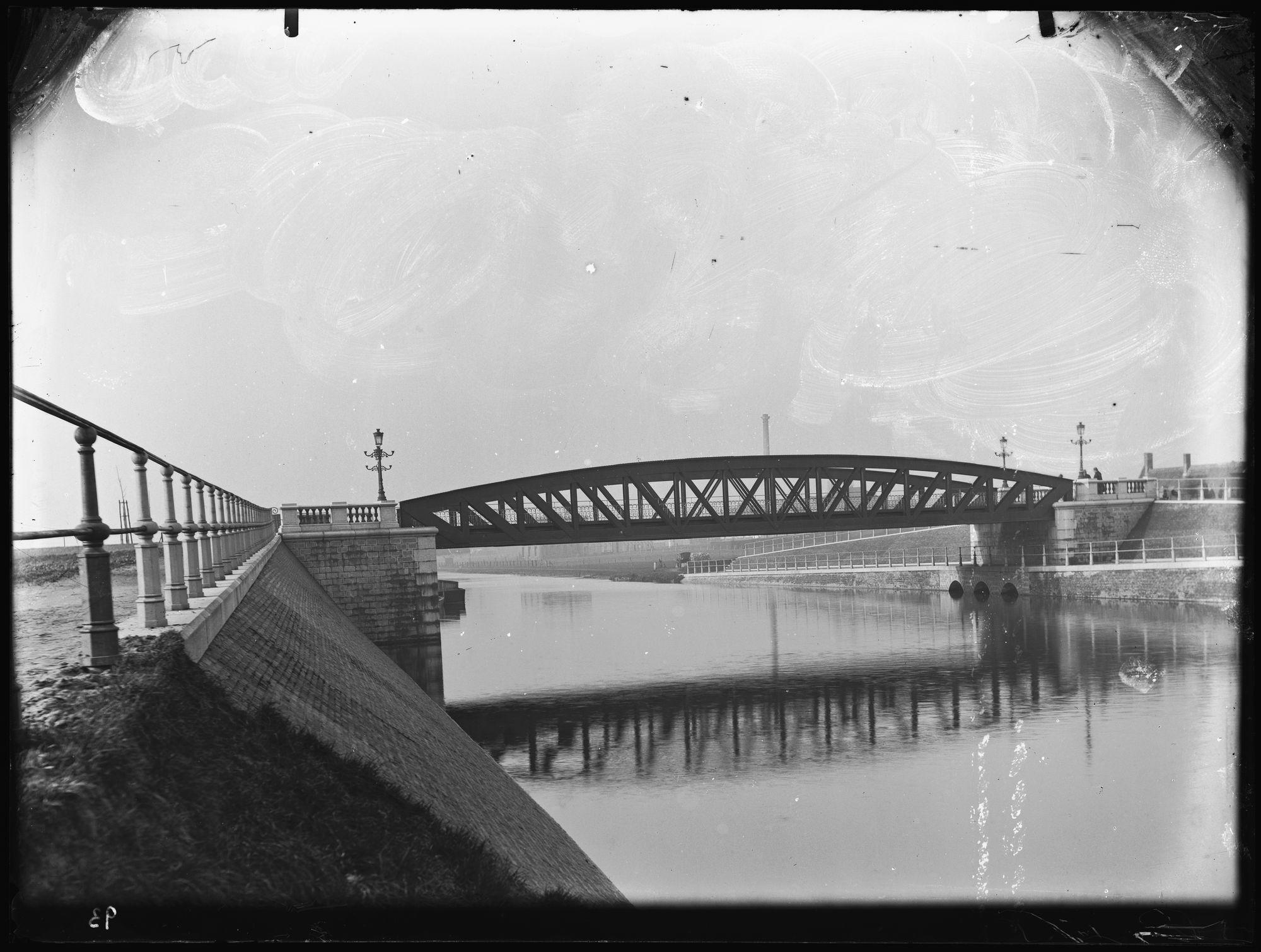 Noordbrug of Gerechtshofbrug na 1892