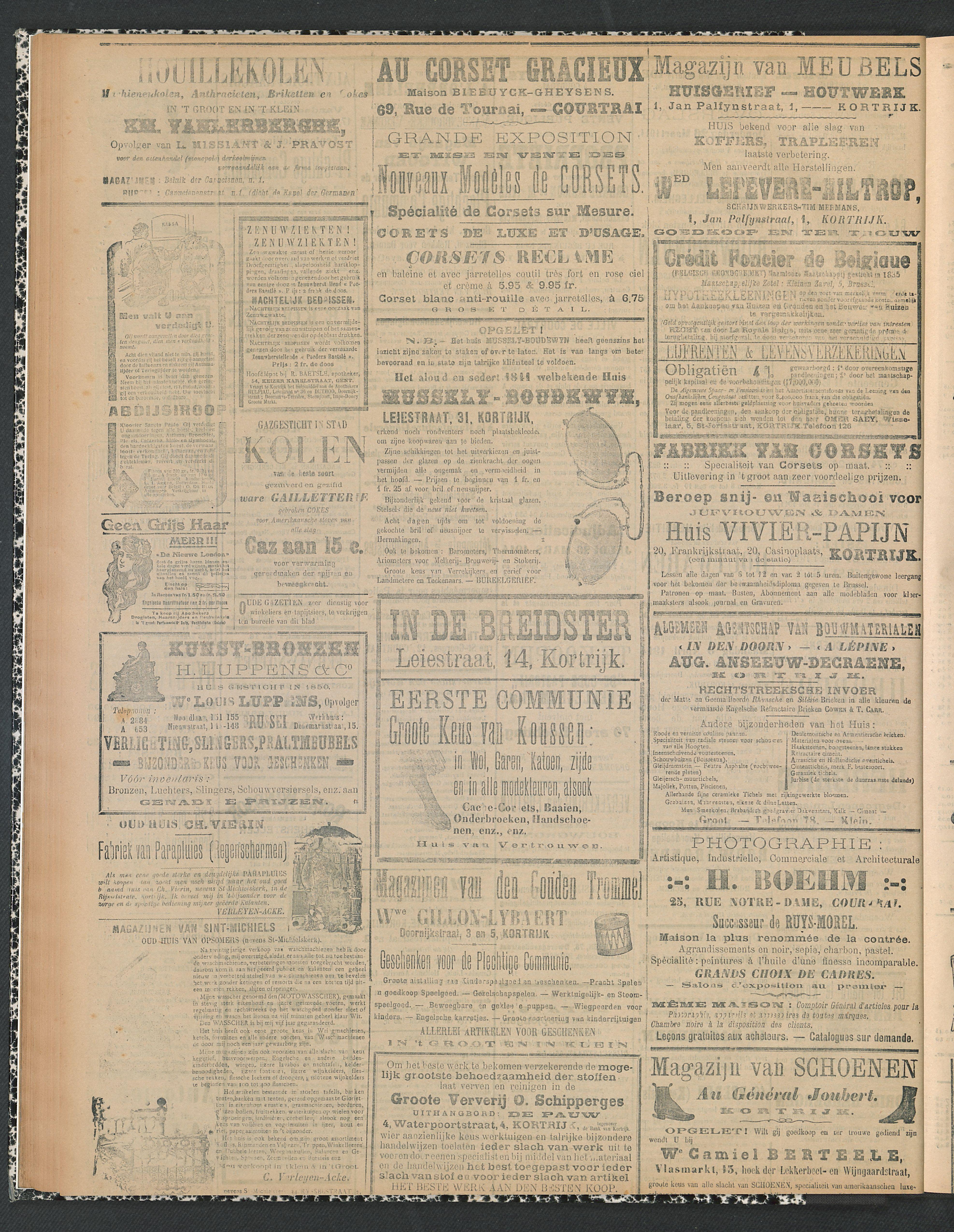 Gazette Van Kortrijk 1914-03-22 p4