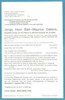 Bart-Maurice Callens