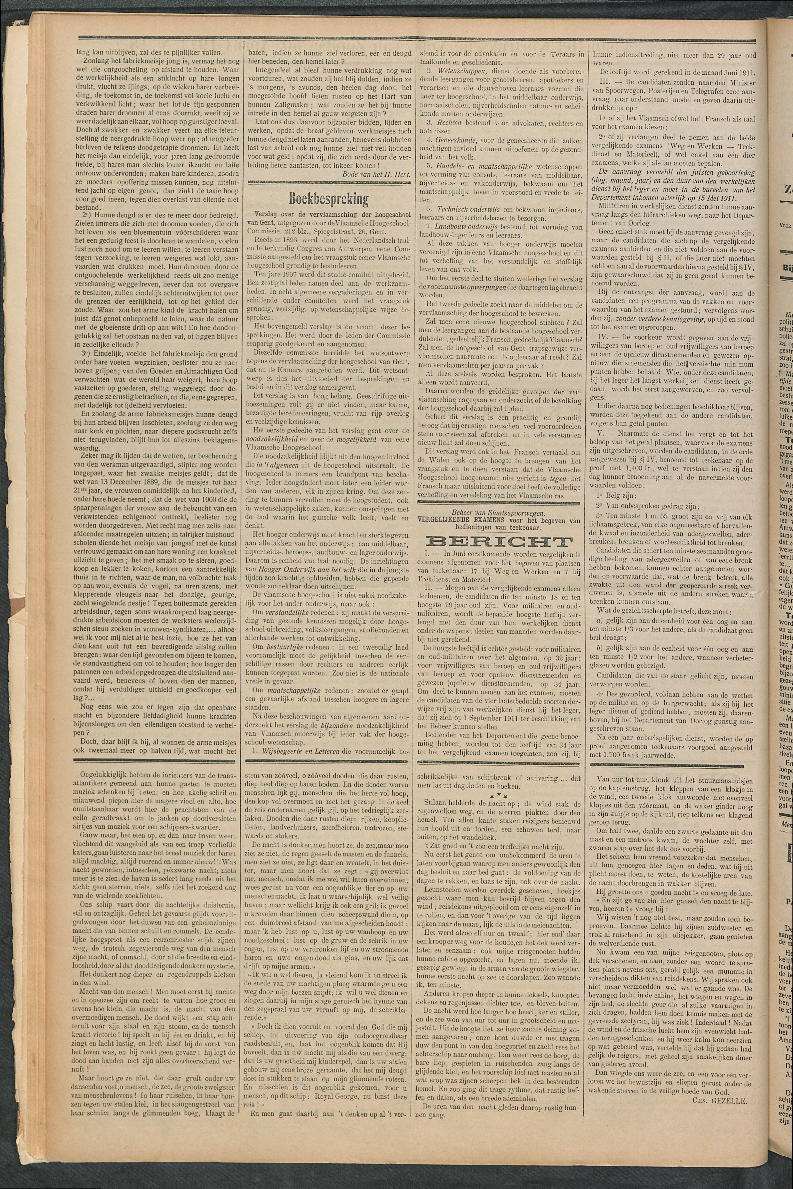 Het Kortrijksche Volk 1911-04-30 p6