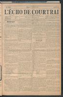 L'echo De Courtrai 1907-02-17