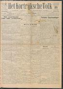 Het Kortrijksche Volk 1929-01-20