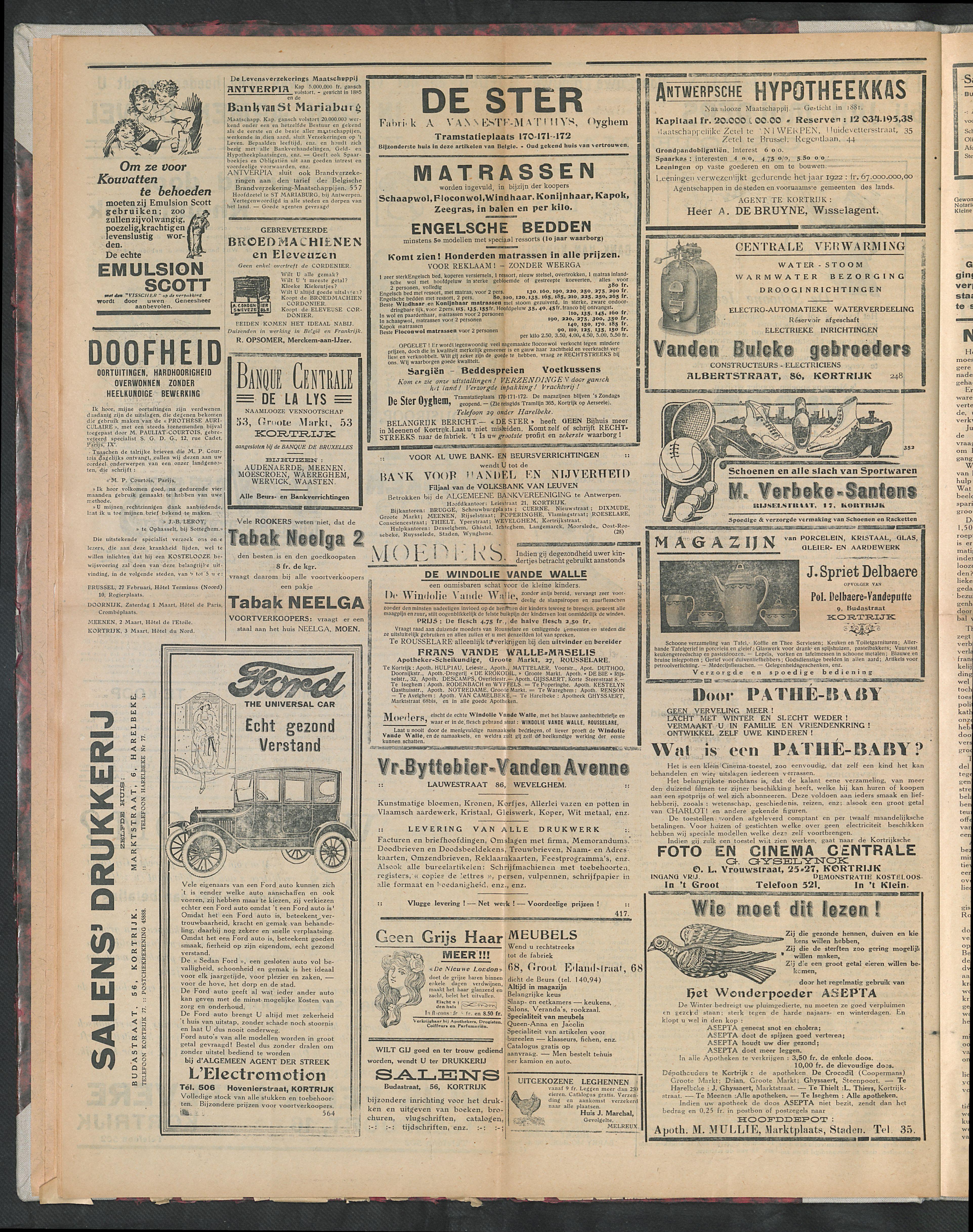 Het Kortrijksche Volk 1924-02-17 p4