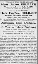 Eugène Delbare