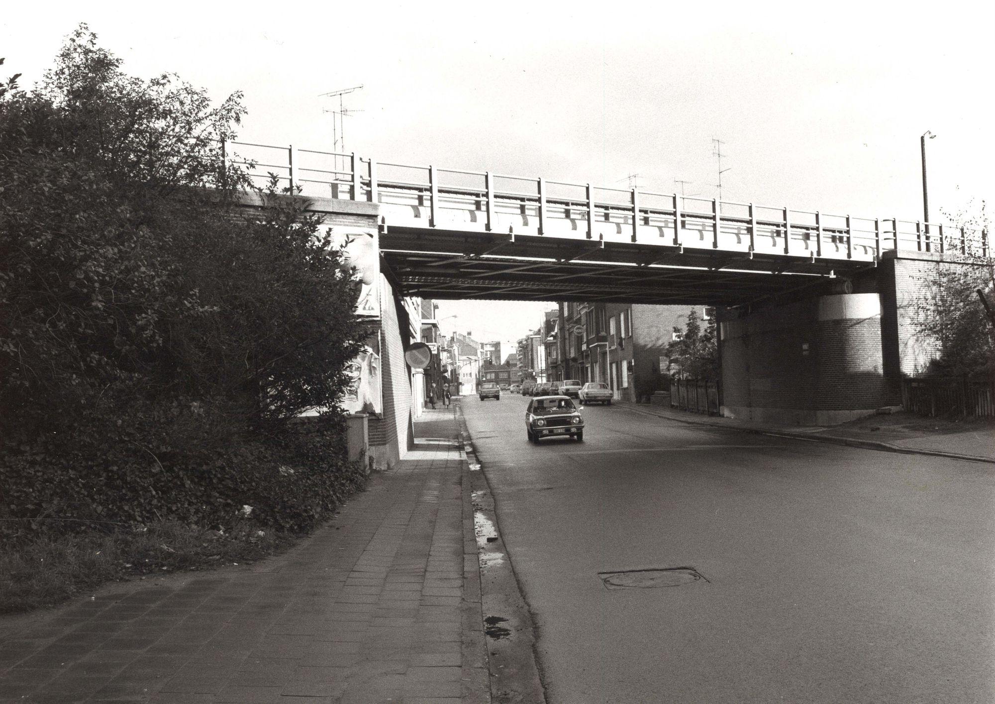 Spoorwegtunnel Magdalenastraat