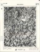 Luchtfoto Bellegem 1971