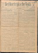 Het Kortrijksche Volk 1927-10-02