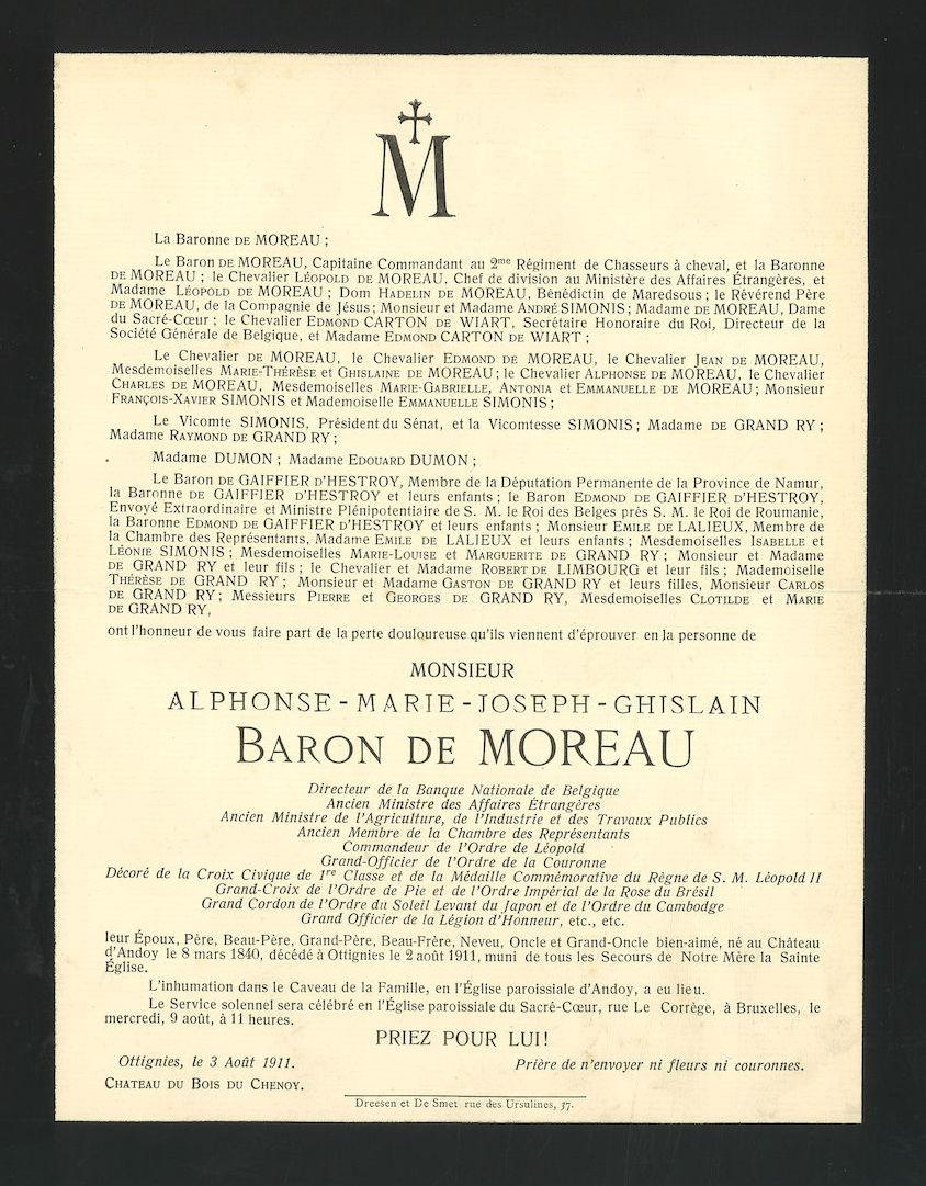 Alphonse-Marie-Joseph-Ghislain de Moreau