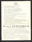 Eugénie Deroubaix