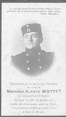 Alfred Mottet