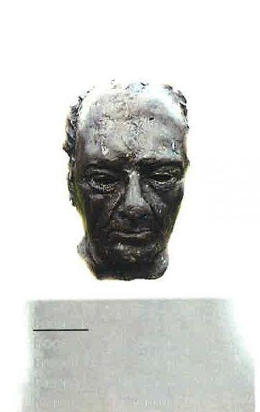 Portret van José Vermeersch