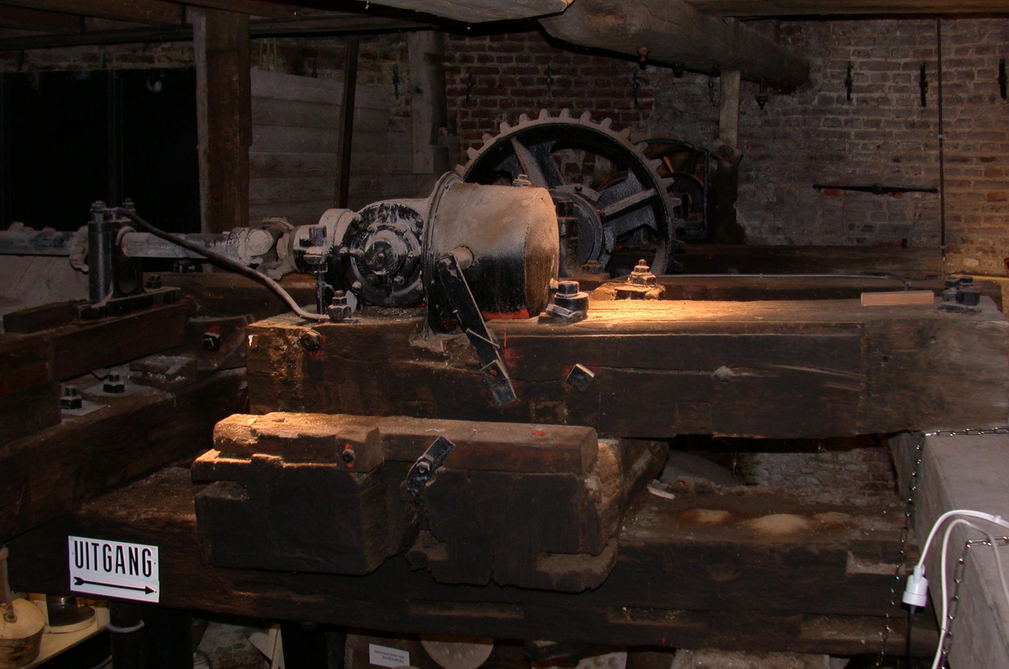 Molen- en Bakkerijmuseum Marke 18