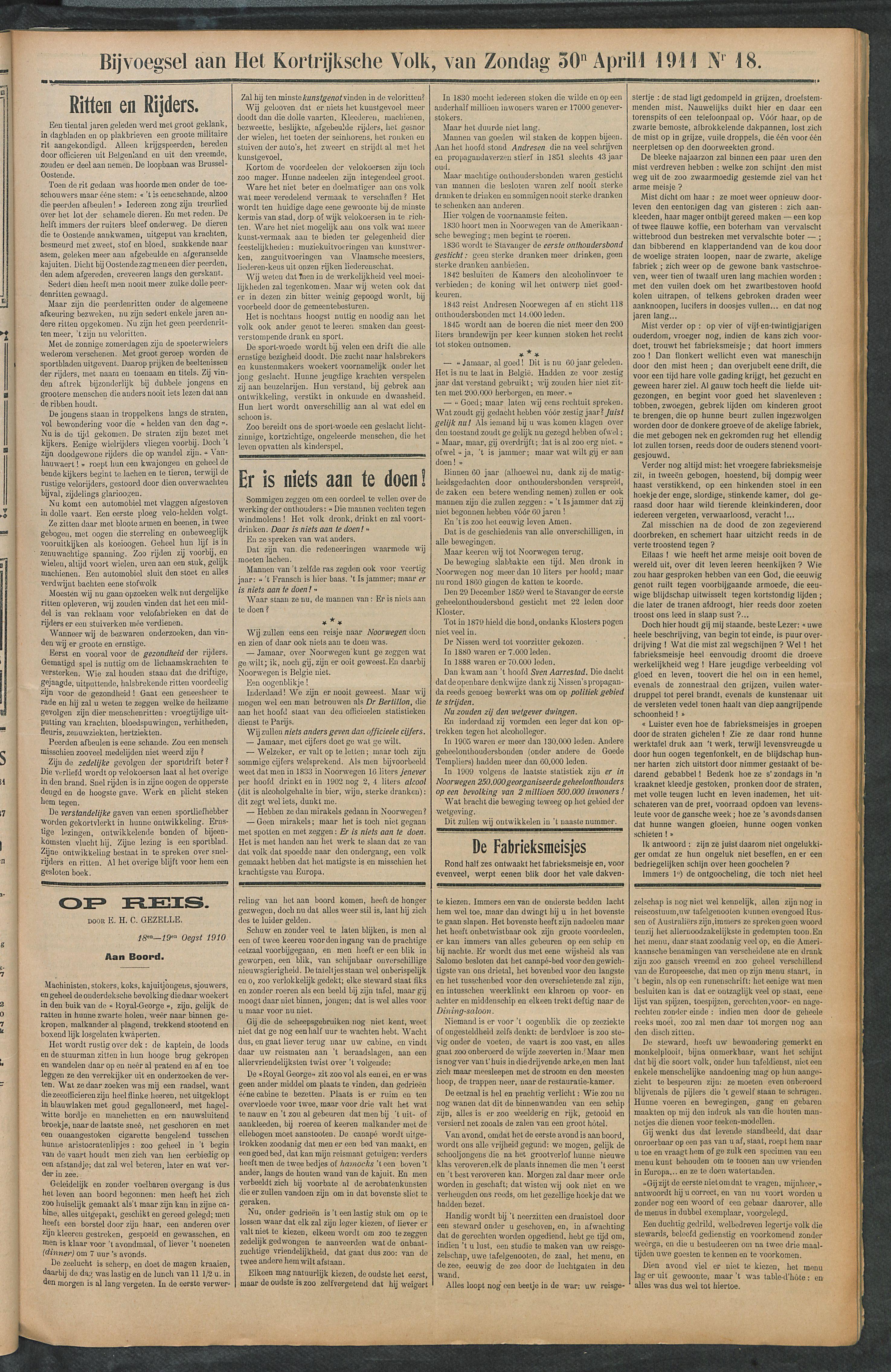 Het Kortrijksche Volk 1911-04-30 p5