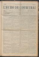 L'echo De Courtrai 1914-02-15