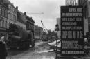 Werken aan de spoorwegtunnel van de Doorniksestraat