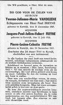 Jacques-Paul-Julien-Hubert Freyne