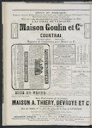 L'echo De Courtrai 1873-06-05 p4