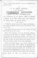 Alexandre Vermeersch