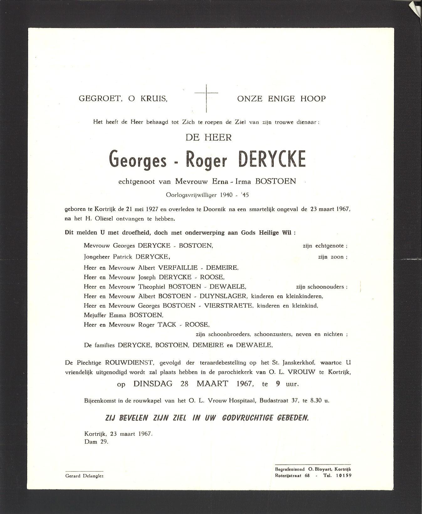 Georges-Roger Derycke