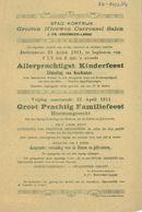 Paasfoor 1911: Salon J. Fr. Overmeer-Lagae
