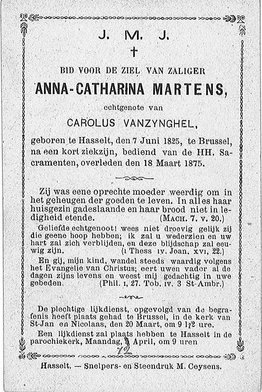 Anna-Catharina Martens