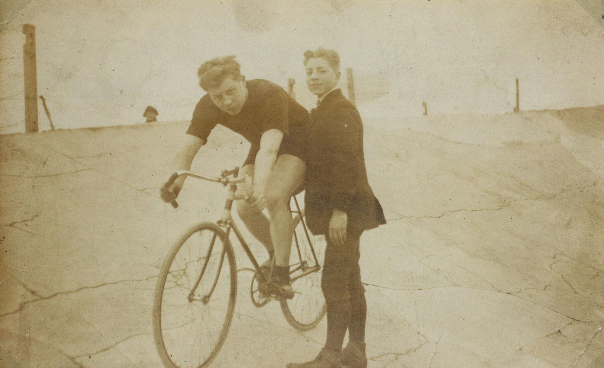 Kortrijkse wielrenner Walter Gheysens
