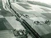 Oude kanaal Bossuit-Kortrijk met Sluis Nr. 4 in Bossuit 1976