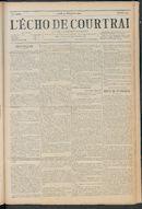L'echo De Courtrai 1912-12-12