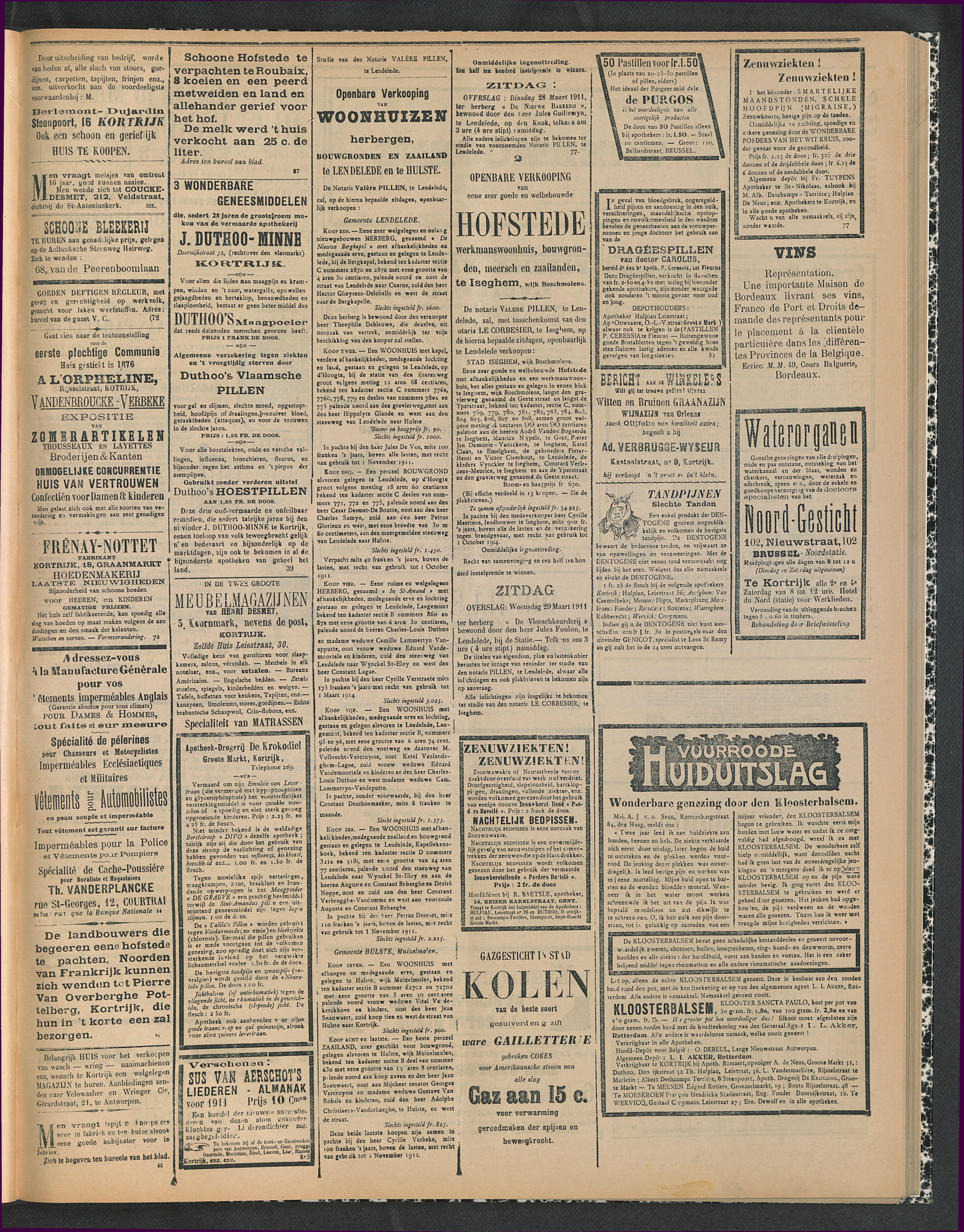 Gazette Van Kortrijk 1911-03-23 p3