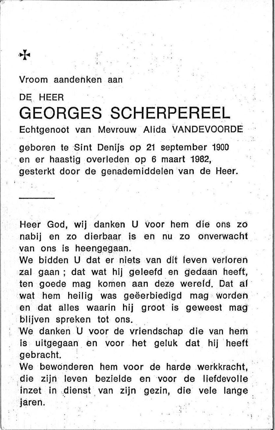 Scherpereel Georges