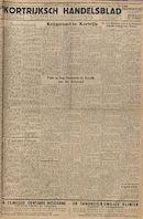 Kortrijksch Handelsblad 14 december 1945 Nr100