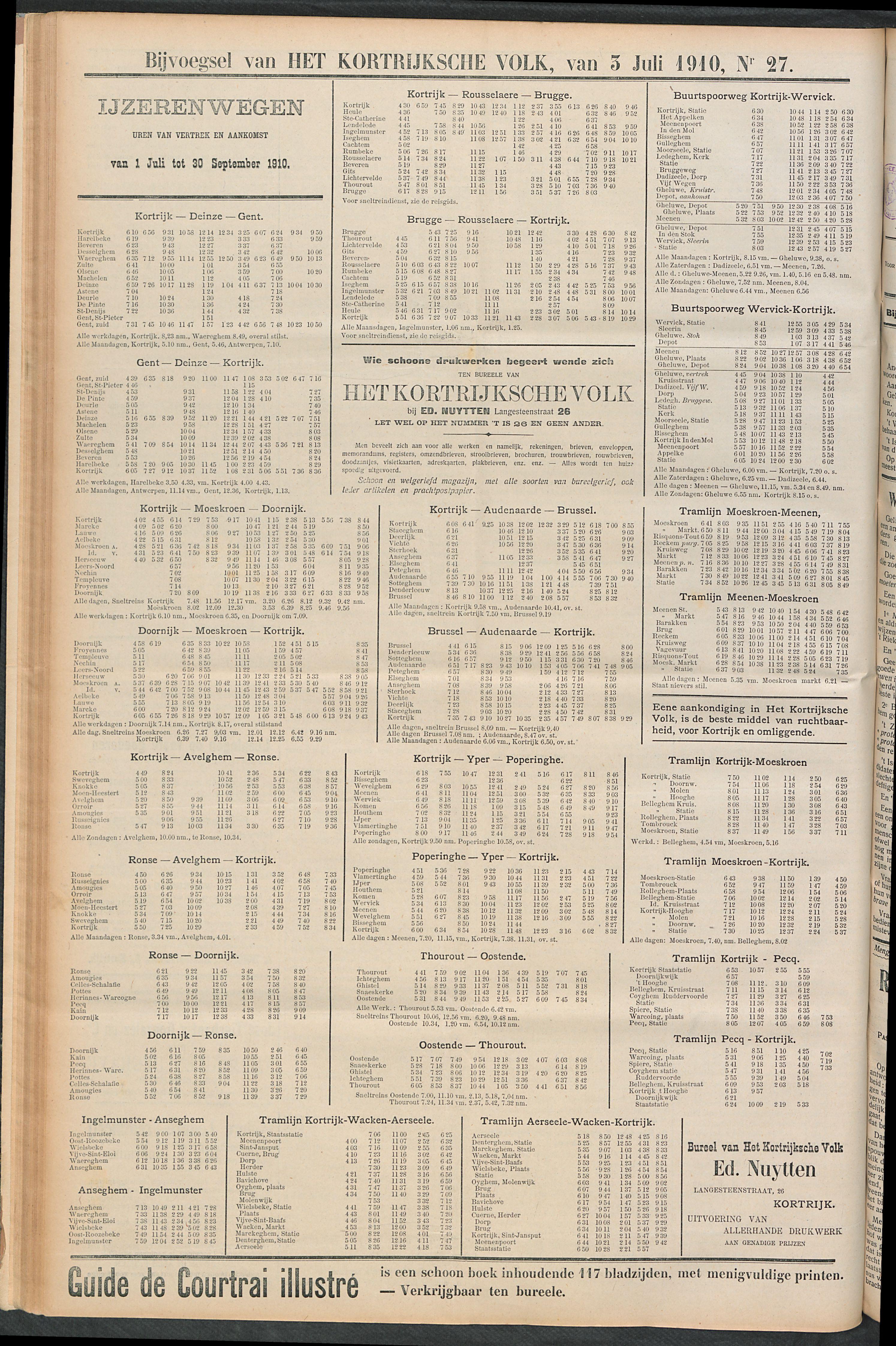 Het Kortrijksche Volk 1910-07-03 p6